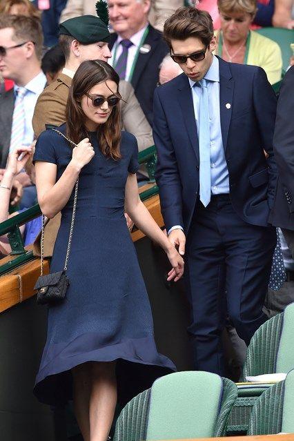 Wimbledon 2016: Celebrities at Wimbledon, Photos & Fashion (Vogue.co.uk)