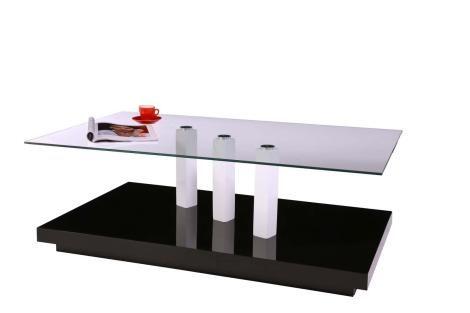 PANTHEON GLASS COFFEE TABLE APTLFSCTS16