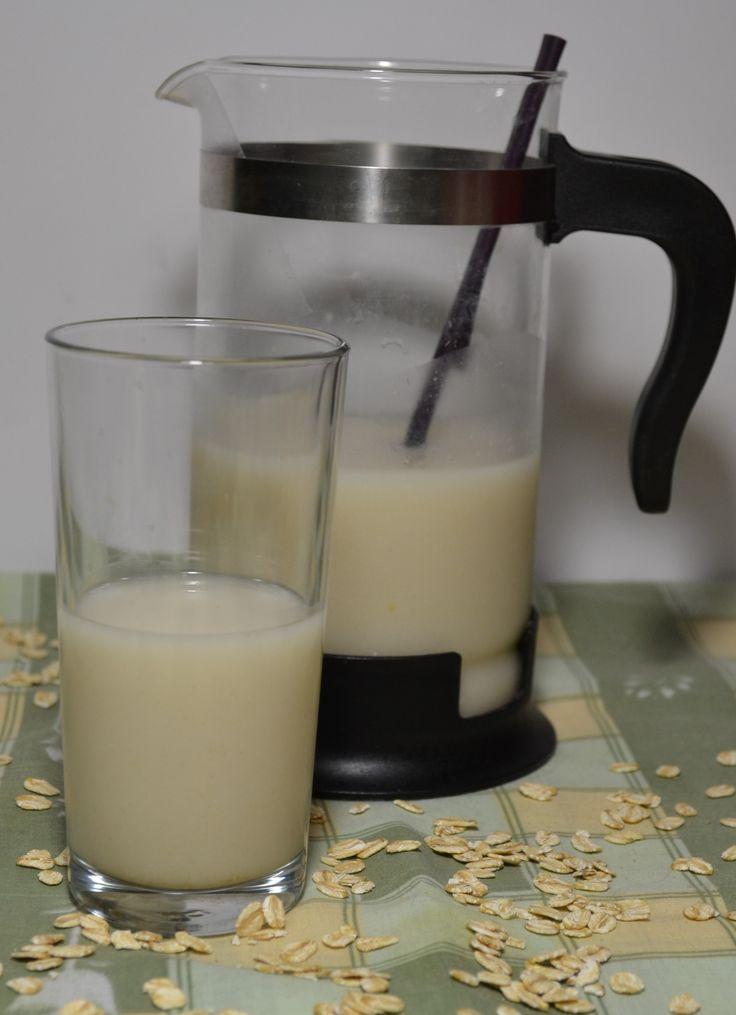 Zabital házilag - DIY oatmeal drink
