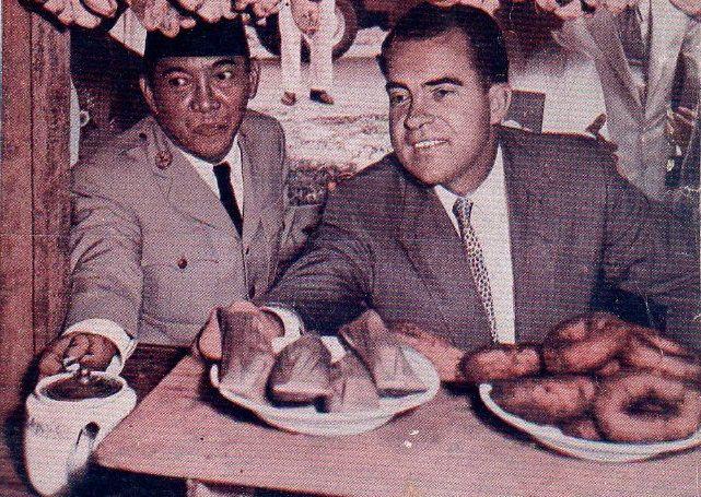 Sukarno - Nixon