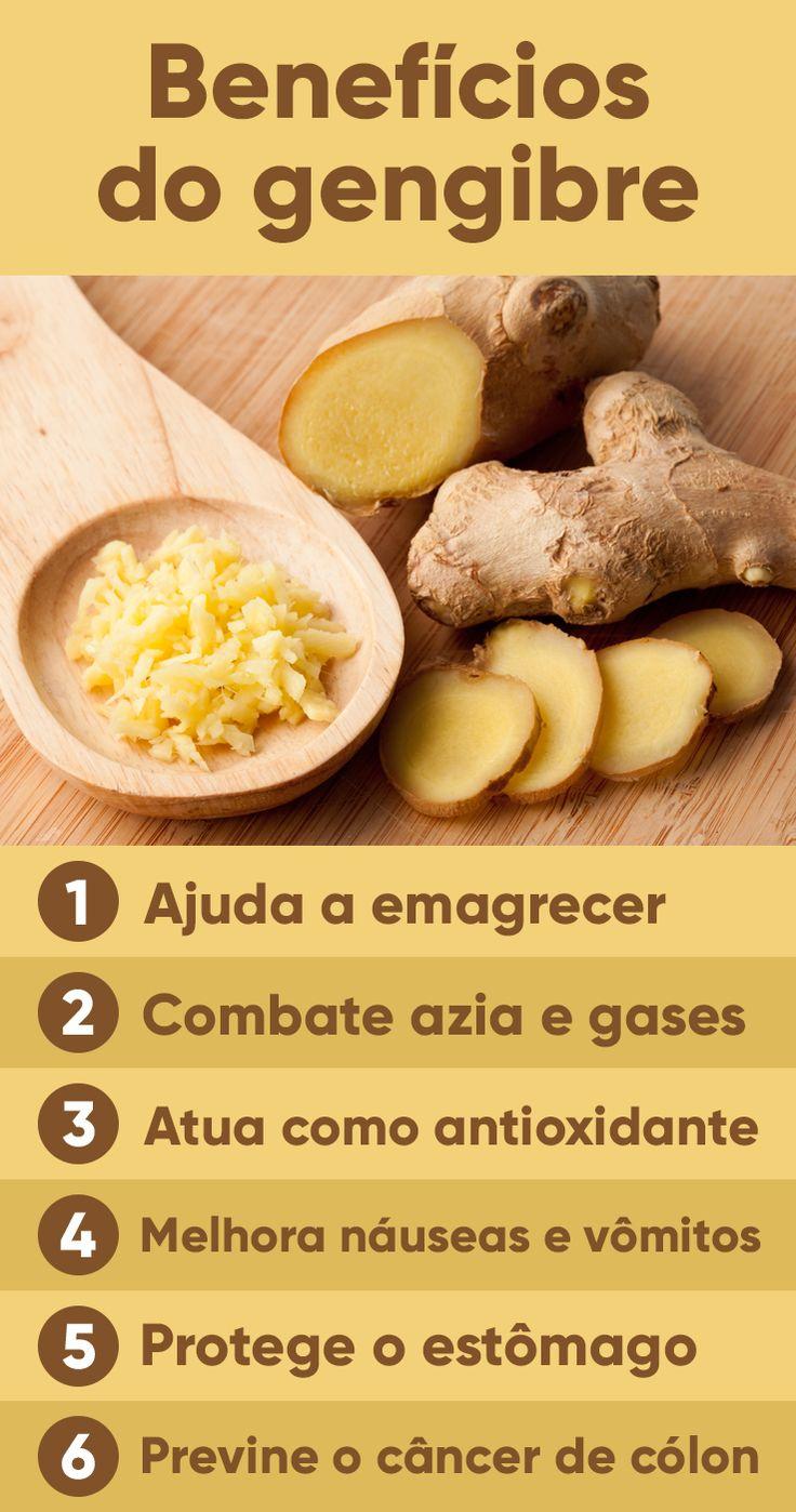 Raiz de gengibre e limão de respostas de perda de peso