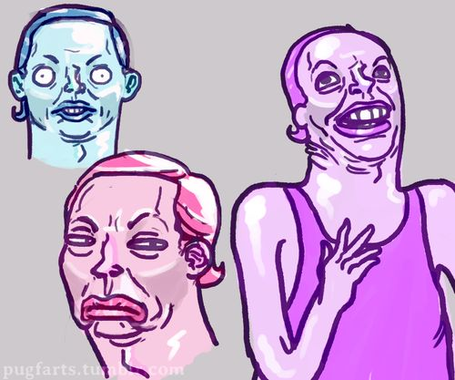 Faces of Alyssa