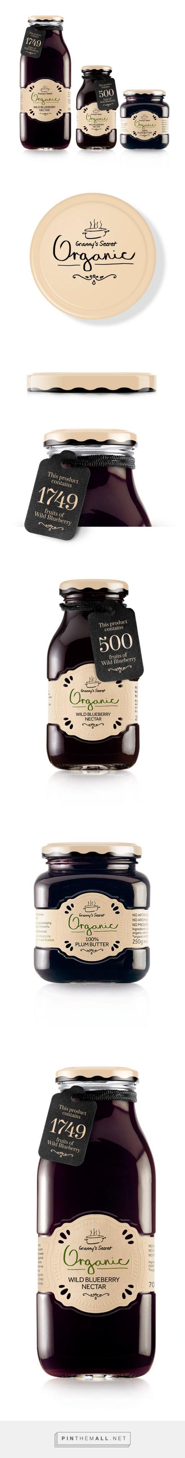 Granny's Secret Organic — The Dieline - Branding & Packaging