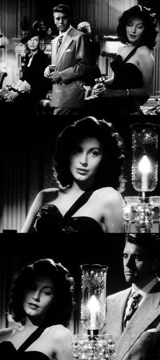 Burt Lancaster walks into a world of trouble in The Killers (1946, dir. Robert Siodmak, co-starring Ava Gardner)