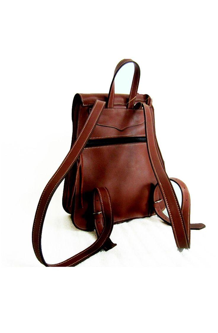 Las mejores mochilas urbanas de cuero para llevar todo lo que necesites