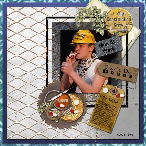 Besties - Slow Scrap September Gallery - Gallery - Scrap Girls Digital Scrapbooking Forum