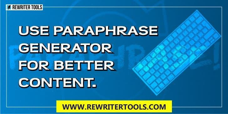 Important Thing To Know About Paraphrase Generator Good Sentence Fun Facts Paraphrasing Online