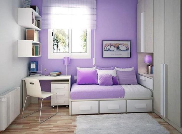 Small Girls Bedroom Decorating Ideas