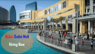 CAREERS Bookmark and Share  Available Posts  We at Dubai Outlet Mall are always on the look out for extraordinary talent to enhance our e...