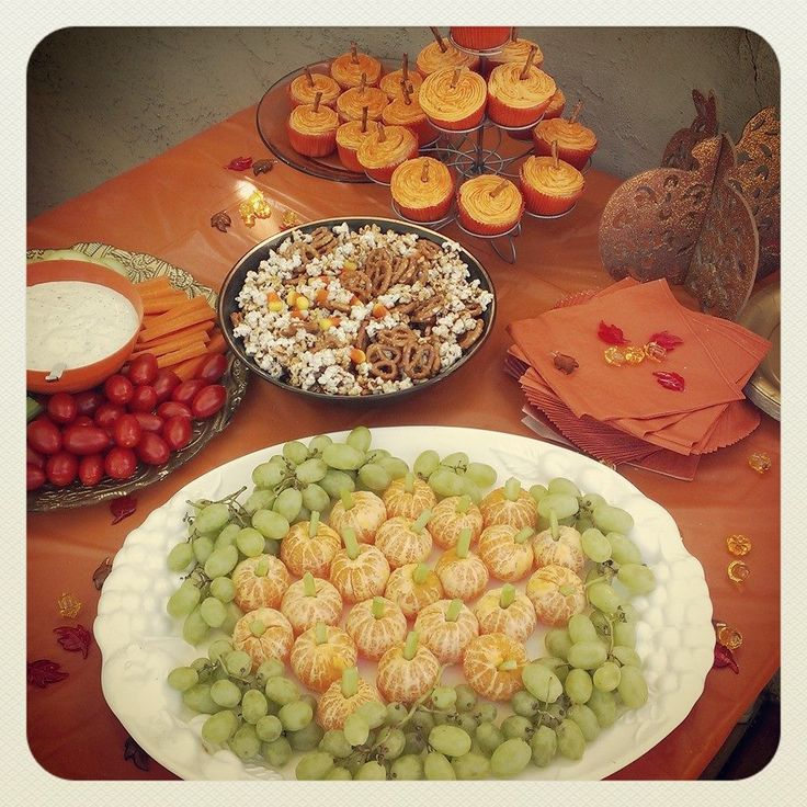 Fall Festival Birthday Party - Adventures in Wunderland