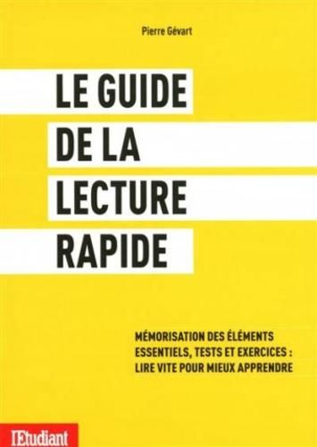 Le Guide de la lecture rapide | All Free To Download