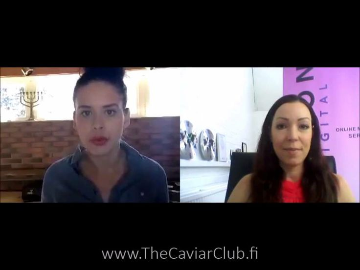 The Caviar Club - Sara Maria Forsberg aka Smoukahontas