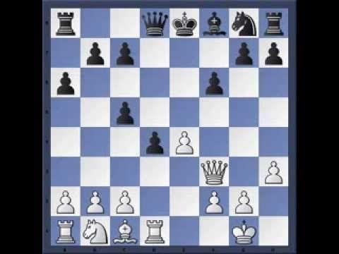 Schach mit Gerico, Spanische Abtauschv.,Musik: Susan Lev…