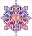 Celtic Flower (cross stitch)