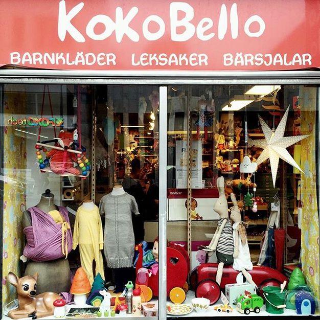 KoKoBello - miljövänliga giftfria hållbara leksaker, ekologiska giftfria barnkläder, ullkläder och kläder av ullsilke, kavats ekologiska barnskor, stockholms största sortiment av ergonomiska bärselar och bärsjalar. Butik öppen måndag-lördag.