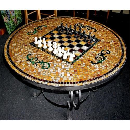 1000 ideas about mosaic table tops on pinterest mosaic for Mosaic tile bar top