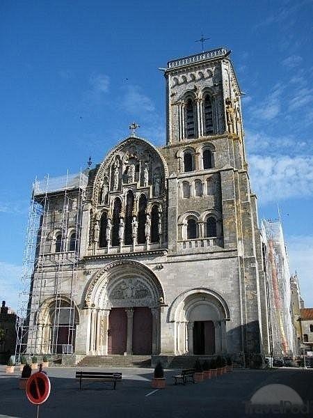 benedictine abbey of vezelay - Google Search