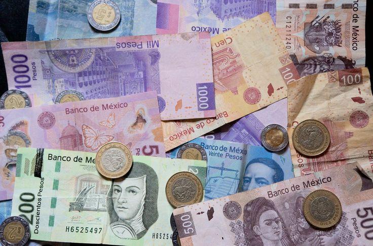Moneda Mexicana contemporánea.