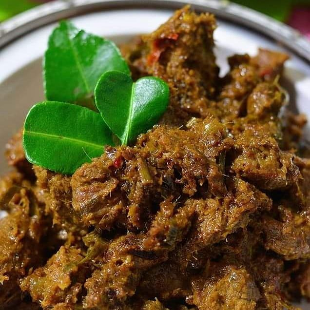 174 Likes 0 Comments Bawang Media Bawangchannel On Instagram Resepi Rendang Daging Homemade Request Dr Seorang Teman 1 Kg Malaysian Food Recipes Food