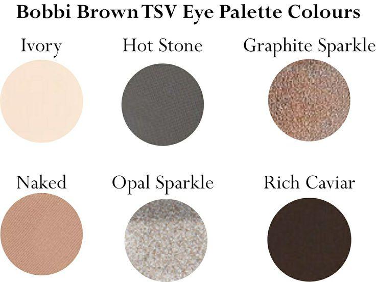 Bobbi Brown 5-piece Bobbi's Basics Collection 4/29 Eye Palette Colours #qvc #tsv