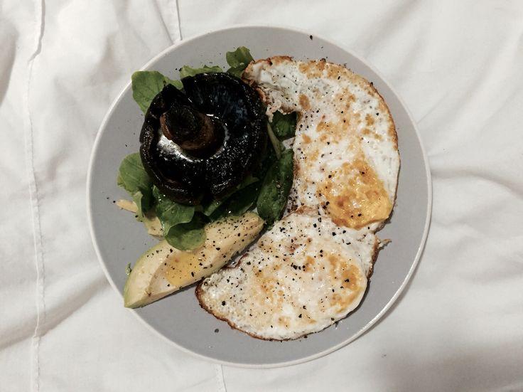 Mmmmmmm breakfast
