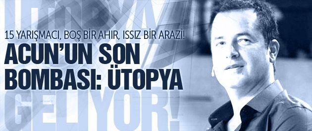 #utopya #ütopya #Acunılıcalı #acun #tv8 #yarisma