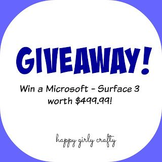 [Giveaway] Microsoft Surface 3 Giveaway Contest
