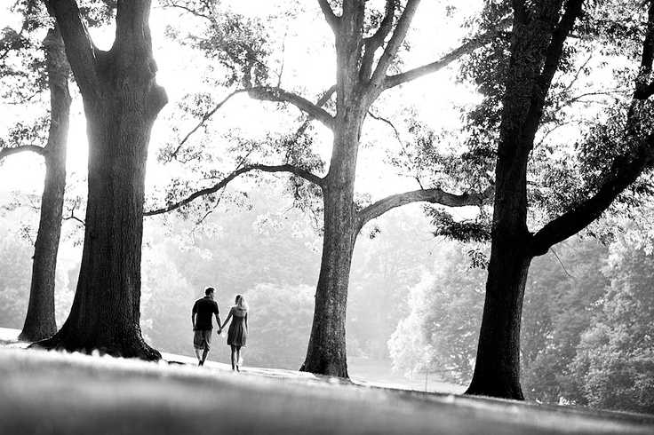 Beautiful picture ©Hoffer Photography #engagement #couple #love