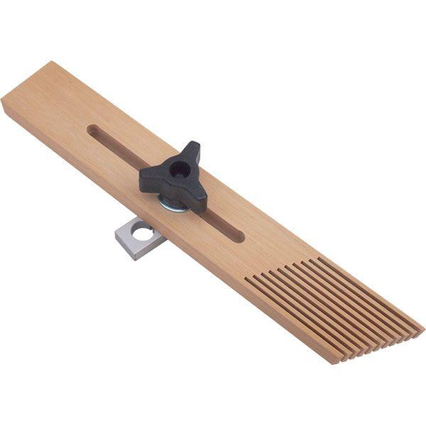 """木製フェザーボード (3/8""""x3/4""""規格)"""