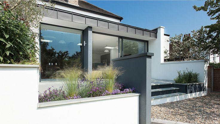 Elm Court - Modern Residential Extension and Refurbishment. AR Design Studio