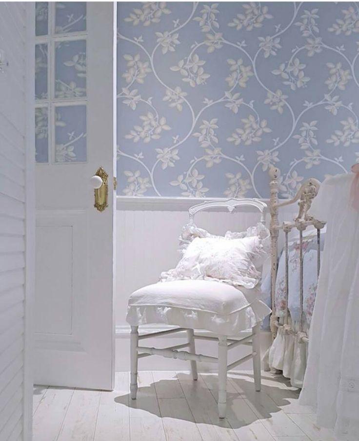 Shabby and Charme: Una meravigliosa casa in stile Romantic Shabby Chic