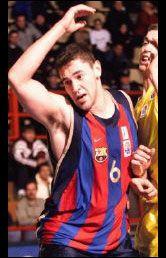 6 - Alfons ALZAMORA Ametller - Futbol Club Barcelona de Bàsquet - La Web del Barça - FC Barcelona - Seccions: Bàsquet, Handbol, Hoquei Patins i Futbol Sala.