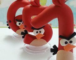 Vela mágica Angry Birds