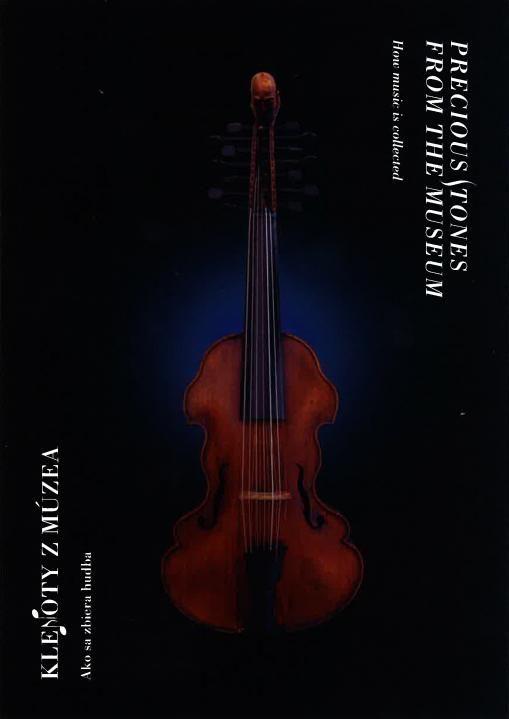 """Profilová výstava SNM-Hudobného múzea, ktorá odkrýva hudobné bohatstvo, krásu nástrojov, nezvyčajnosť a vývoj nosičov hudby v čase. Cez vzácne pamiatky fondu múzea predstaví hudobnú kultúru na Slovensku od stredoveku po 20. storočie. Ako posledný zo série nosných projektov SNM v tomto roku, sú Klenoty z múzea výstavou plnou """"nazbieranej hudby"""", kto"""