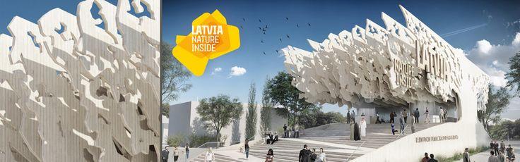 Pabellón de Letonia - EXPO MILÁN 2015