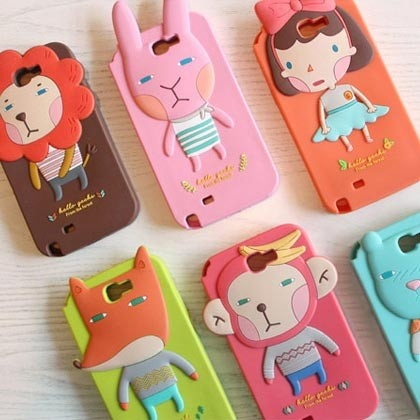 Romane Hellogeeks cute jelly Galalxy Note 2 case (http://www.fallindesign.com/romane-hellogeeks-cute-jelly-galalxy-note-2-case/)