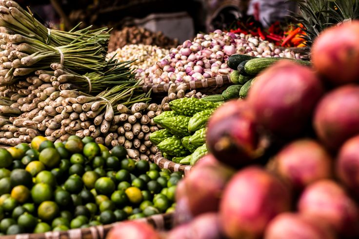 Victoria Markets: Unofficial Produce Guide