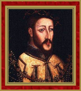 James V, father of Mary Queen of Scots, was the only surviving son of James IV and Margaret Tudor and was born on or around 10th April, 1512 at the Palace of Linlithgow in West Lothian. He became King in 1513 at 17 months old on the death of his father in battle against the English on Flodden field.