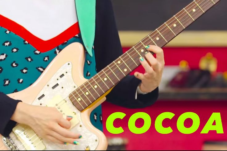 """Rei """"COCOA"""" (Official Music Video)"""