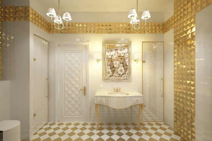 Помните такое выражение: «Красота в деталях»? ✨✨✨ Ну так вот, детали в дизайне ванной имеют очень важное значение. Поэтому выбрав красивую и яркую плитку, не забывайте о том, что #аксессуары должны ей соответствовать .#санузел #душ #сантехника  ✌Огромный выбор на сайте: http://santehnika-tut.ru/