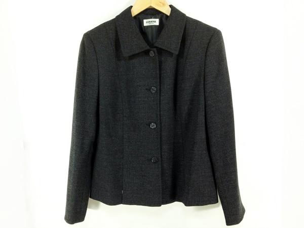 L245 人気ブランドLUISIENAの新品冬スカートスーツ☆13ARサイズ