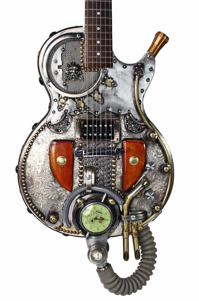 STEAMPUNK GUITAR exotic888imports.com Collector and Seller of COOL and UNIQUE items, call 204 381 1587 LET Me know what you have!
