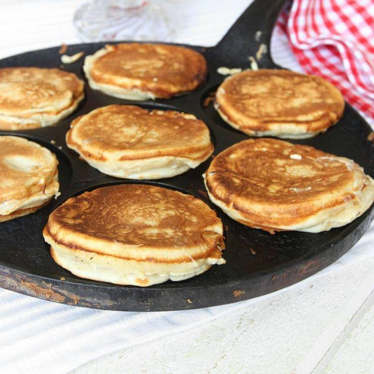Amerikanska pannkakor | Tidningen Hembakat » Lindas Bakskola | Bloglovin'