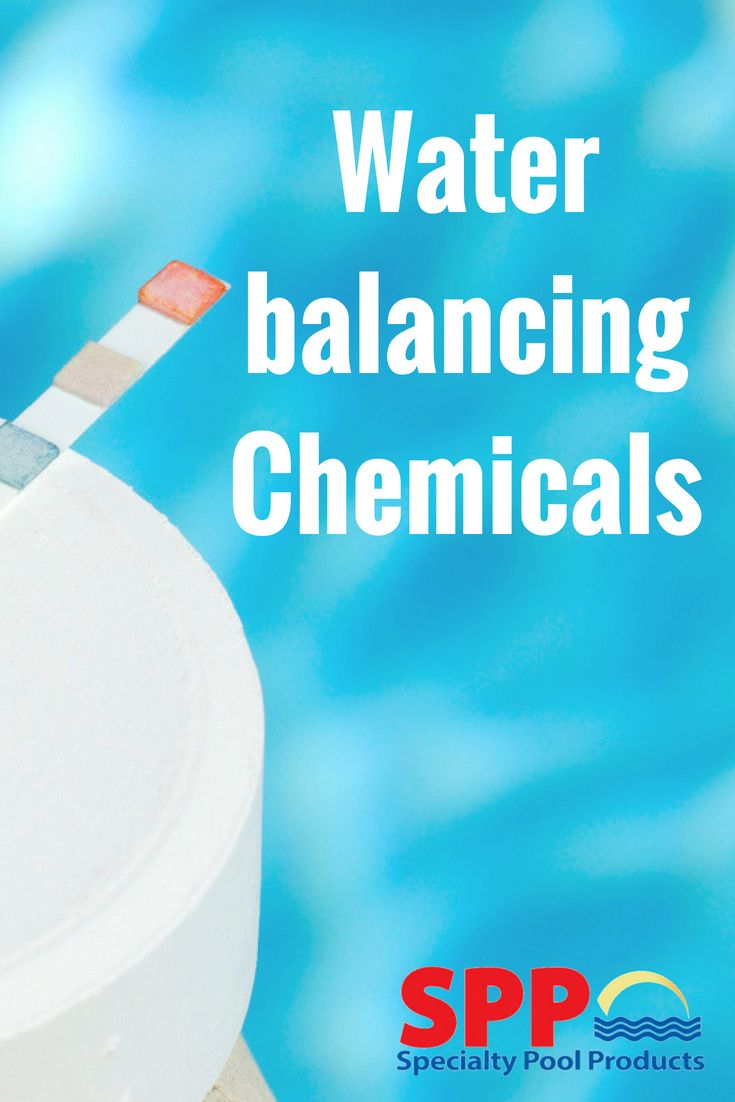 Pool Balance Chemicals Are Designed To Keep Ph Alkalinity And