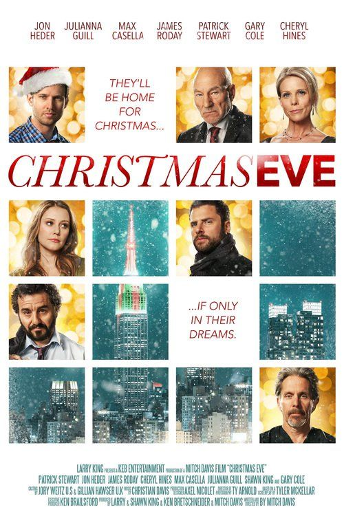 Watch Christmas Eve (2015) Full Movie Online Free