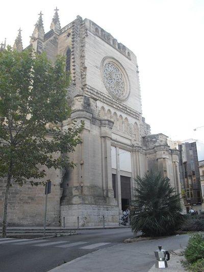 Moka all'Iglesia de los Dolores