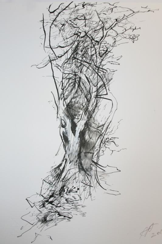 Alessandra Angelini Il giardino è aperto, 2015 libro d'artista