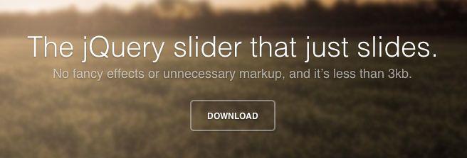 Unslider | Jquery Slider Plugin | Web Design