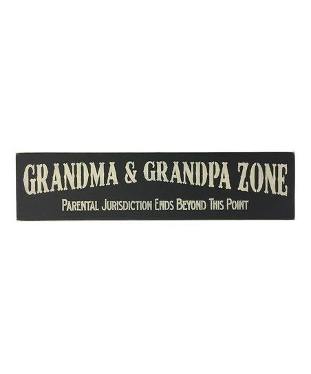 Lend an inviting atmosphere to your home with this wall sign displaying a charming and humorous message.