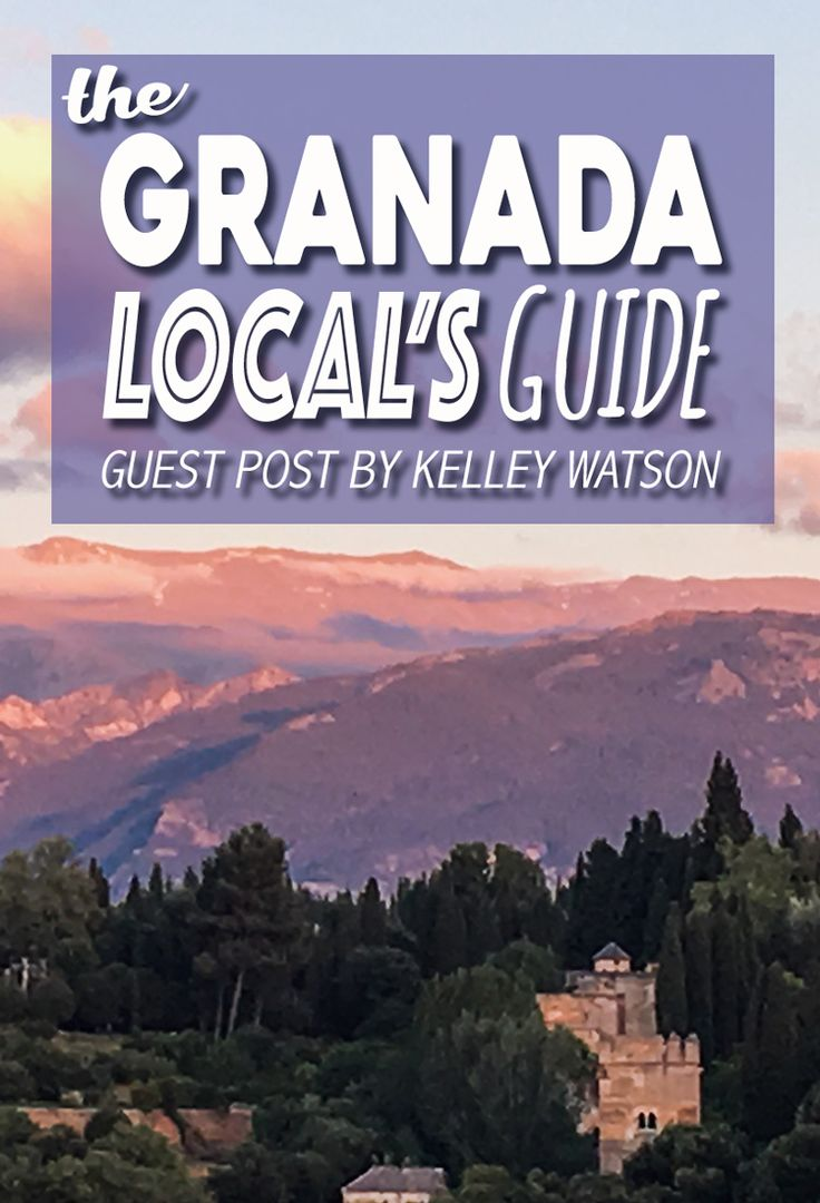 Kelley Watson tells us a little about herself, why she loves Granada, Spain, and shares her best Granada insider tips.